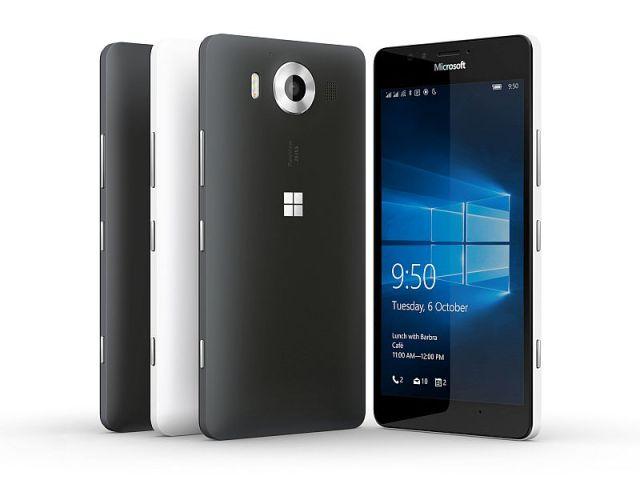 Microsoft Lumia 950 & Lumia 950XL