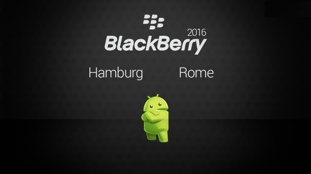 BlackBerry Hamburg