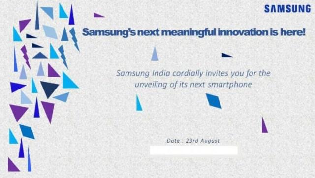 Samsung Invites