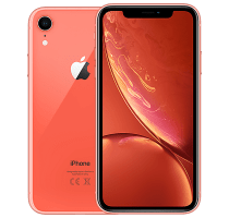 Apple iPhone XR Coral contracts