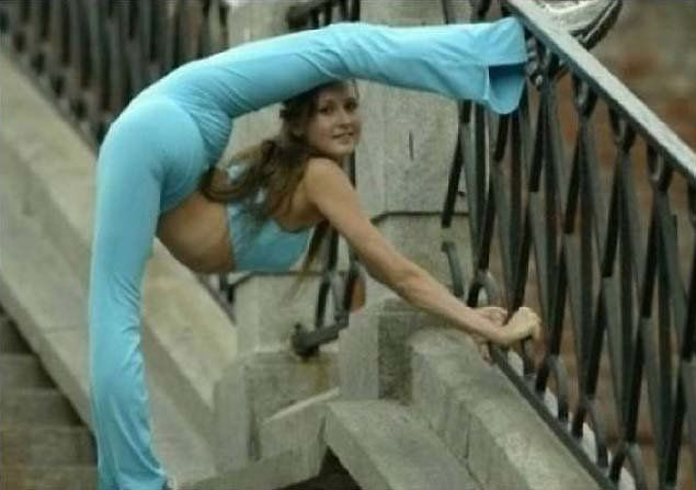 Great stretching (21 photos)
