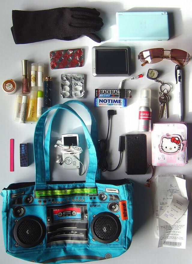 Woman Handbag and Stuffs 05