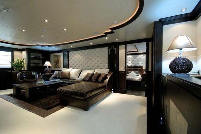 The interiors of luxury yachts  WireSmash
