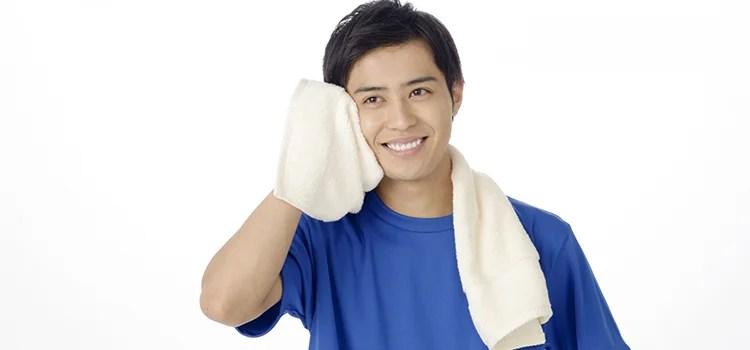 タオルを持参していこう