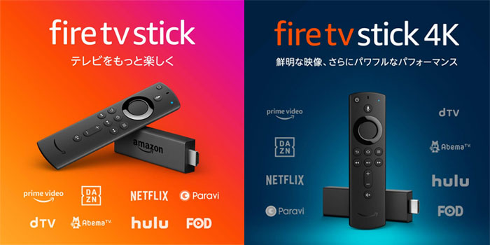 Fire TV Stick / 4K