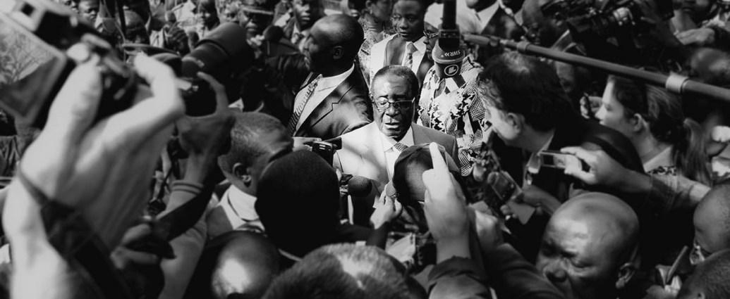 Mugabe has voted, July 2013 | FUNGAIFOTO