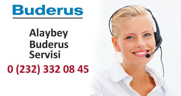İzmir Alaybey Buderus Servisi