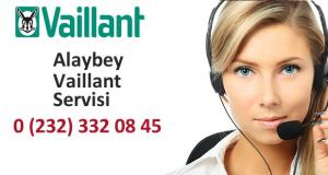 İzmir Alaybey Vaillant Servisi
