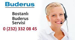 İzmir Bostanlı Buderus Servisi