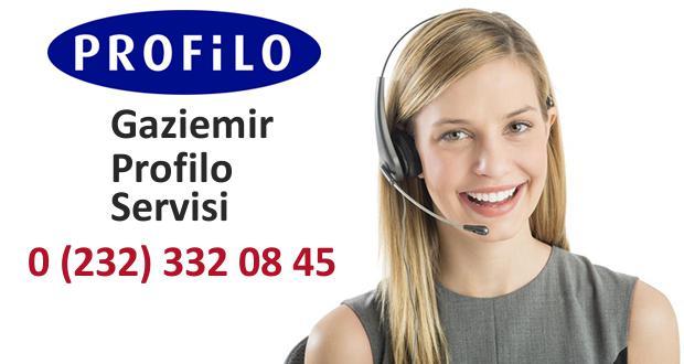 İzmir Gaziemir Profilo Servisi