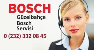 İzmir Güzelbahçe Bosch Servisi