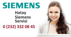İzmir Hatay Siemens Servisi