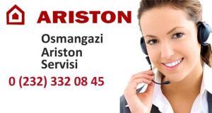 İzmir Osmangazi Ariston Servisi