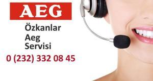 İzmir Özkanlar Aeg Servisi