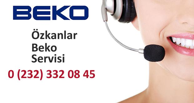 İzmir Özkanlar Beko Servisi