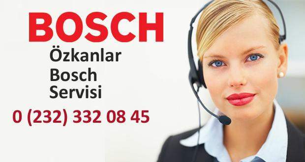 İzmir Özkanlar Bosch Servisi