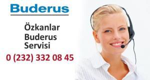 İzmir Özkanlar Buderus Servisi
