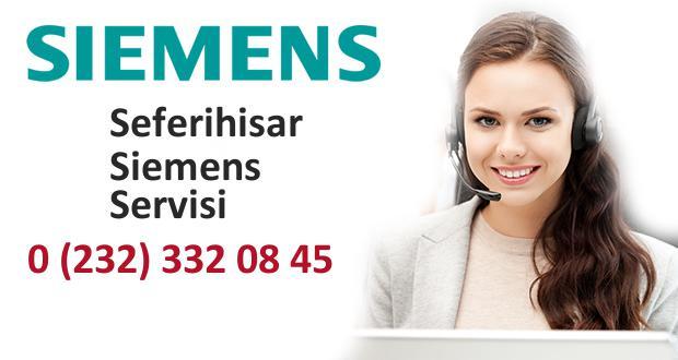 İzmir Seferihisar Siemens Servisi