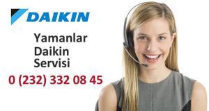 İzmir Yamanlar Daikin Servisi