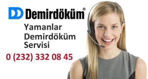 İzmir Yamanlar Demirdöküm Servisi