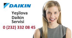 İzmir Yeşilova Daikin Servisi