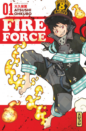 Fire Force 5 Vostfr : force, vostfr, Voyages