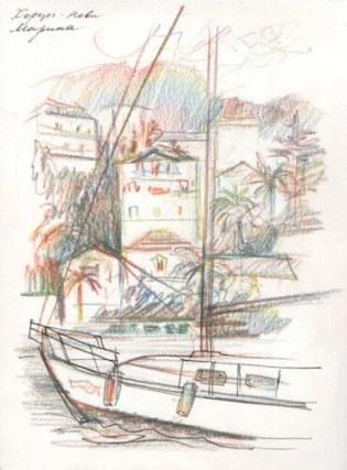 рисунки карандашом зарисовки