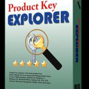 Product Key Explorer
