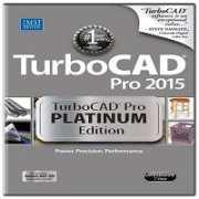 TurboCAD Pro Platinum 2015