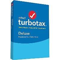 TurboTax 2016 Deluxe