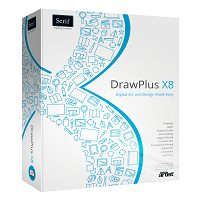 Serif DrawPlus X8 2017