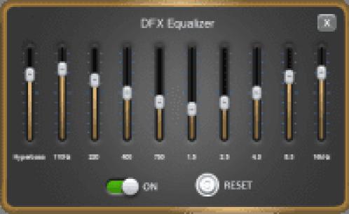 DFX Audio Enhancer 12 Crack