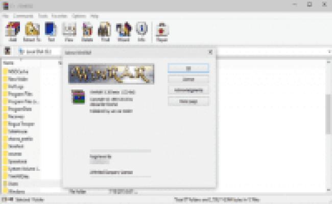 WinRAR 5.50 Beta 1 Crack