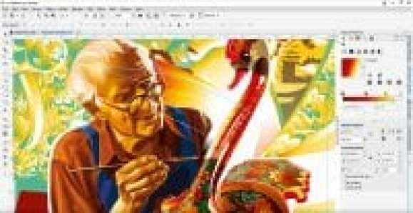 CorelDRAW Graphics Suite 2017 Version complète