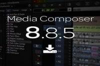 Avid Media Composer 8.8.5
