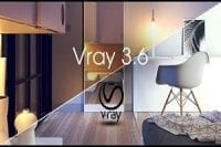 V-Ray 3.6 for 3ds Max 2018 Full Cracked version