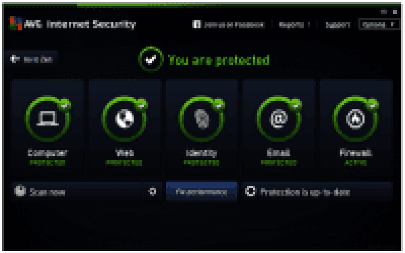 AVG Internet Security 2017 crack télécharger