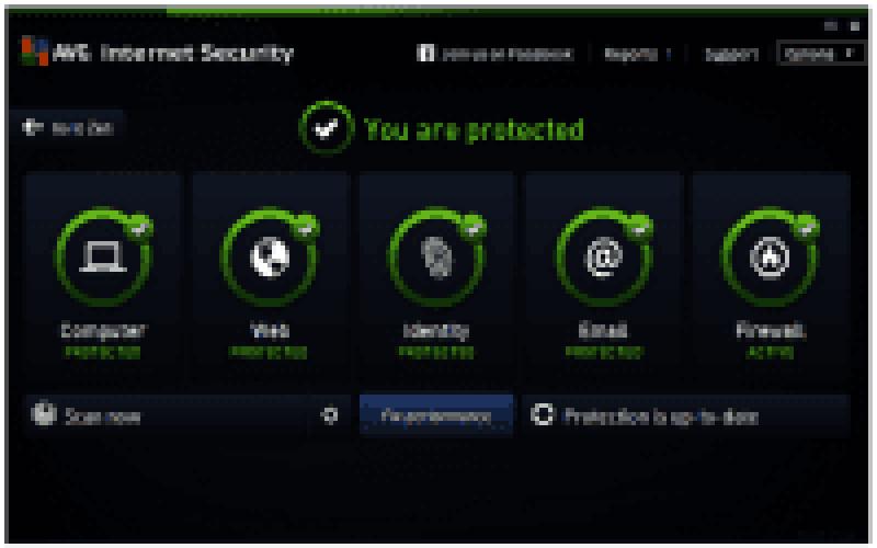 AVG Internet Security 2017 crack télécharger