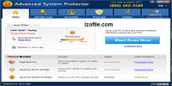Advanced System Protector 2.3.1 Crack