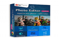 InPixio Photo Editor 8.3 Full Crack Download
