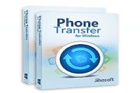 Jihosoft Phone Transfer v3.4.2 Crack Full Version