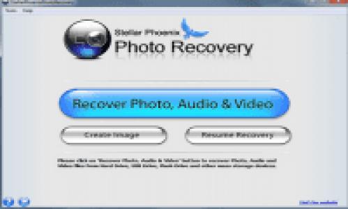 Stellar Phoenix photo recovery keygen