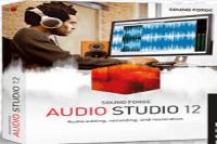Magix Sound Forge Audio Studio 12 Crack