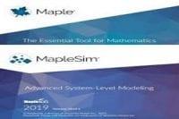 Maplesoft Maple 2019.1 Crack