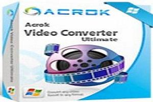 Acrok Video Converter Ultimate 6.8.104.1486 Full Crack