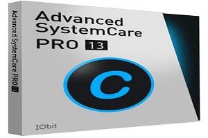 Advanced SystemCare Pro Crack V13.1.0.184