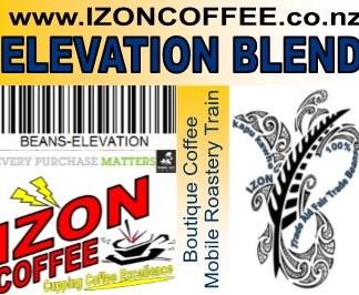 Coffee Elevation Blend