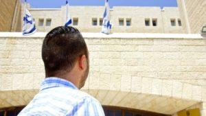 A.H., 21, kelet-jeruzsálemi lakos a nemzeti szolgálat önkéntese - fotó: Dov Lieber / Times of Israel