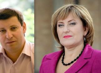 A korrupcióval vádolt Faina Kirsenbaum és Sztasz Miszezsnyikov
