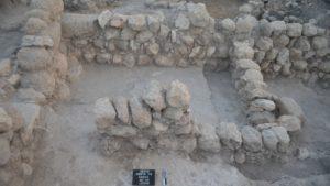 Salamon palotájának maradványai fotó: Steven M. Ortiz (Háárec)